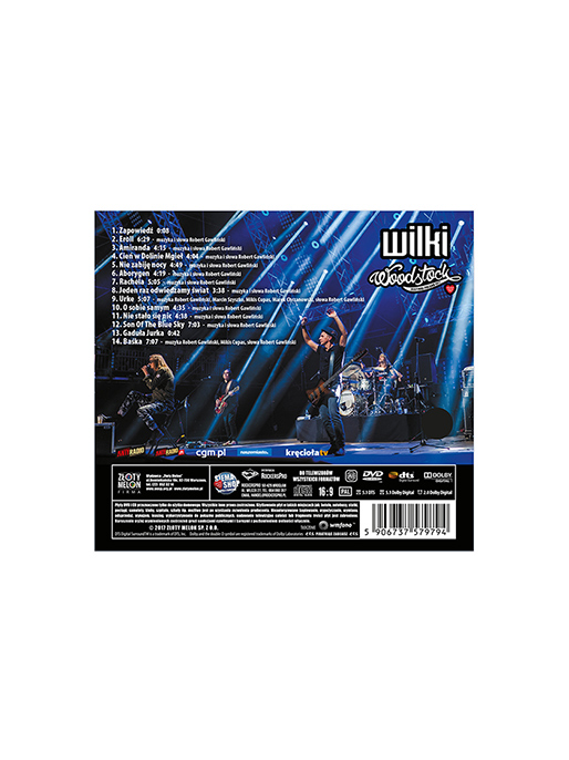 WILKI - PW 2017 CD + DVD miniaturka