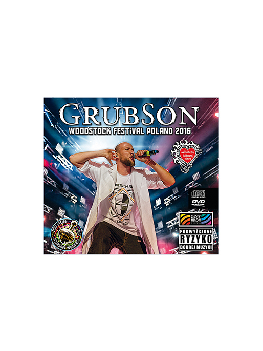 GRUBSON - CD+DVD - 22- 2016
