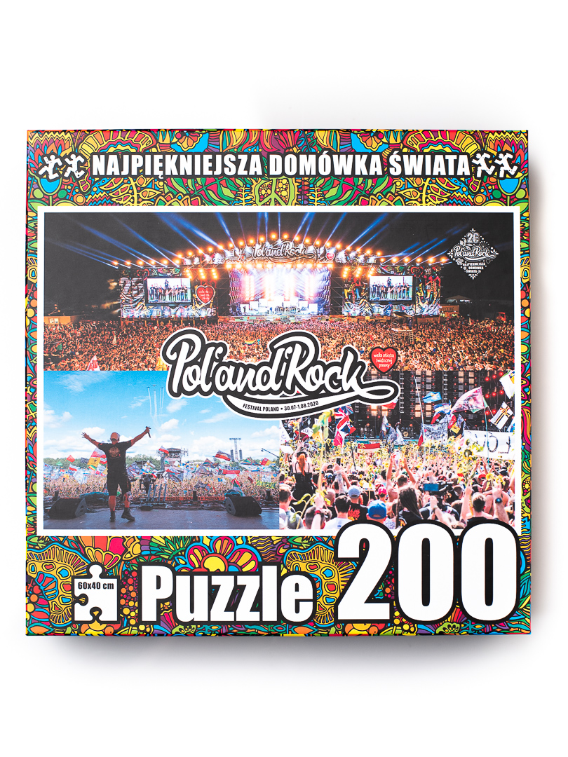 Puzzle - Pol'and'Rock