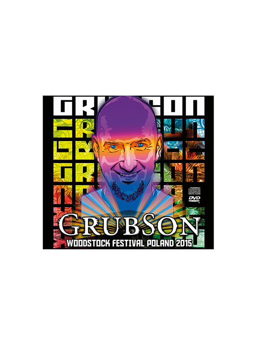 Grubson & Sanepid Band - CD+DVD - 21 PW - 2015