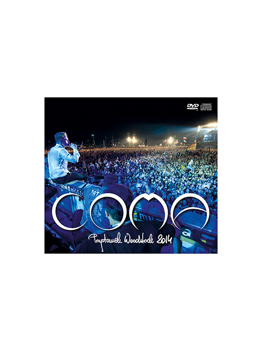 Coma - 2CD+DVD - 20 PW - 2014