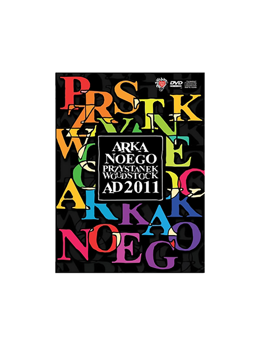 Arka Noego - CD+DVD - 17 PW - 2011