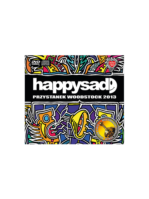 Happysad - CD+DVD - 10 PW - 2013