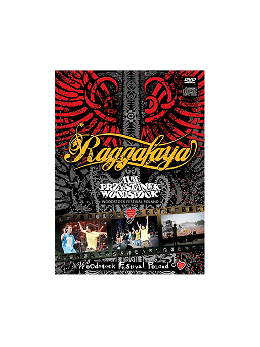 Raggafaya - CD+DVD - 17 PW  - 2011