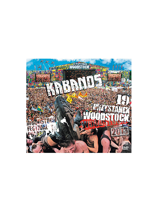 Kabanos - CD+DVD - 19 PW - 2013