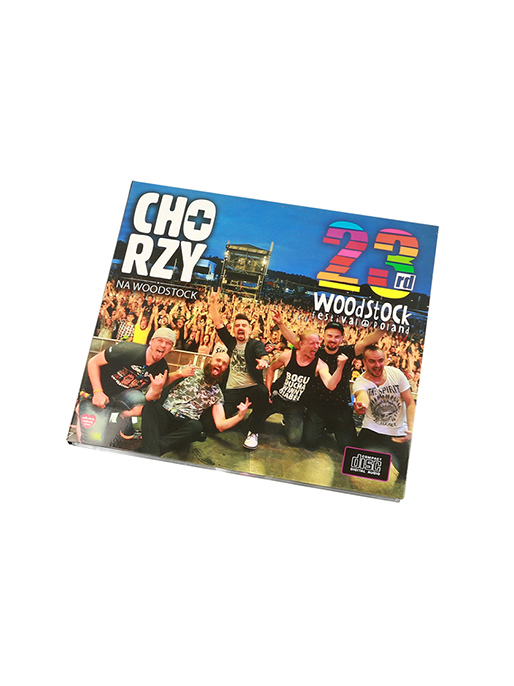 CHORZY - 23 PW - CD