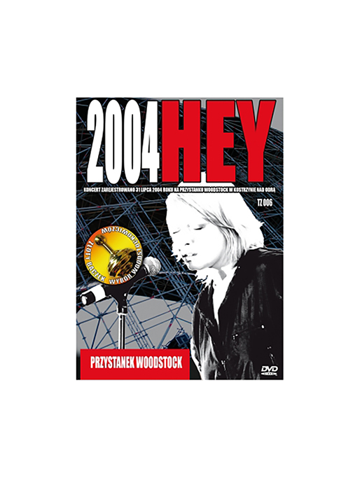 Hey - DVD - 10 PW - 2004