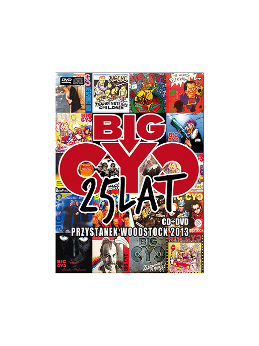 BIG CYC - CD+DVD - 19 PW - 2013