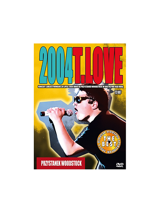 T.Love - DVD - 10 PW - 2004