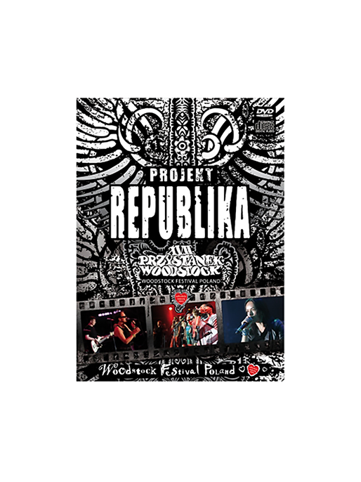 Projekt Republika - CD+DVD - 17 PW - 2011