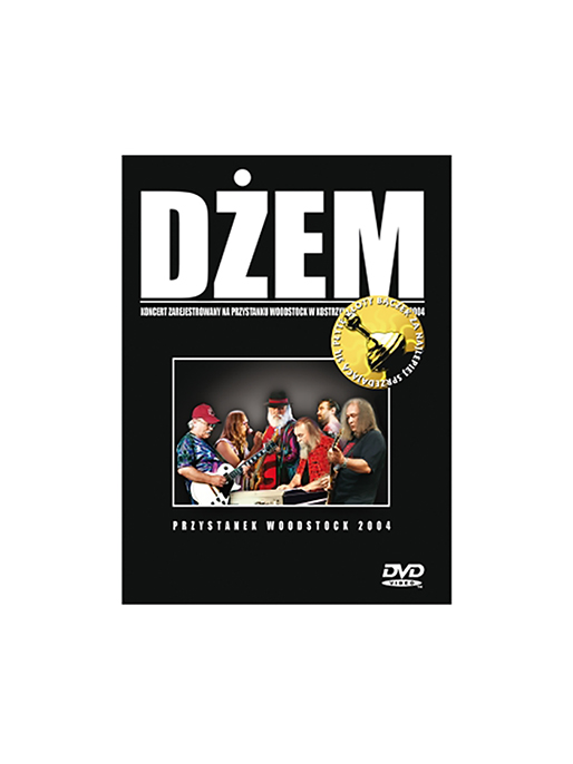 Dżem - CD+DVD - 10 PW - 2004