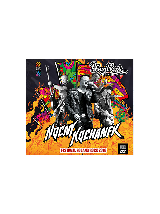 CD/DVD - Nocny Kochanek 2018