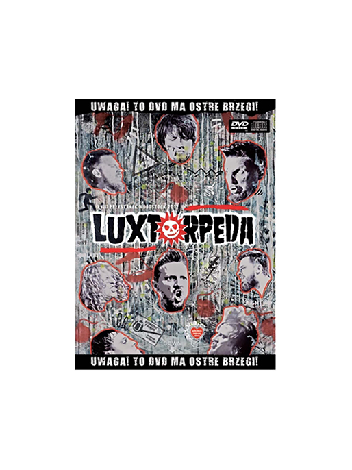 Luxtorpeda - CD-DVD - 18 PW - 2012